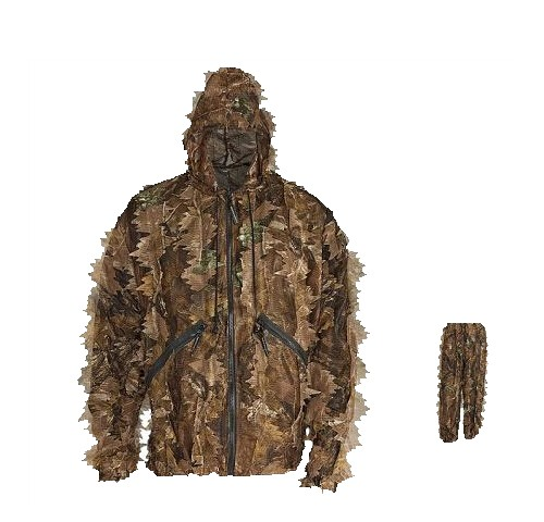 3D Leaf Hunting Clothes Camo Set GS06