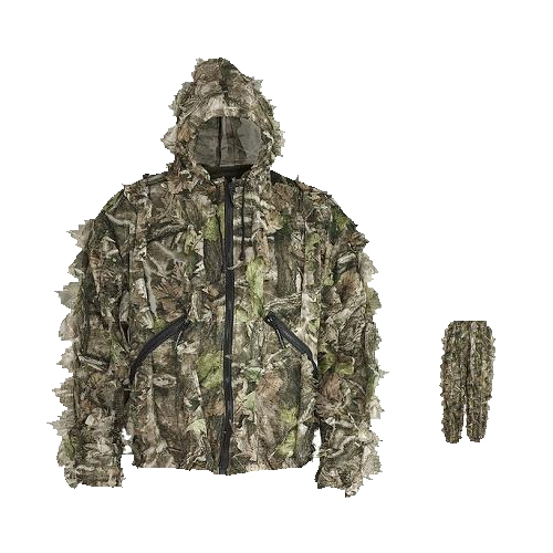3D leaf Camo Set Jacket and Pant GS05