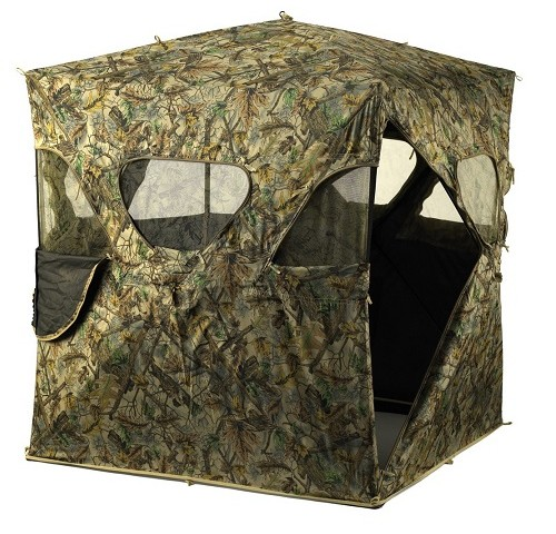 Camouflage Hunting Blind Tents Muti-Windows GB6510