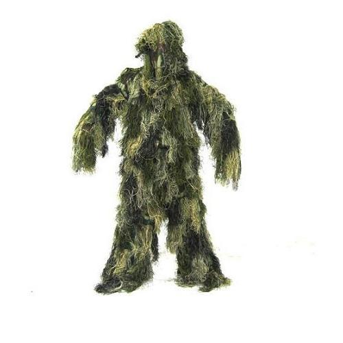 GS07 woodland ghillie suit