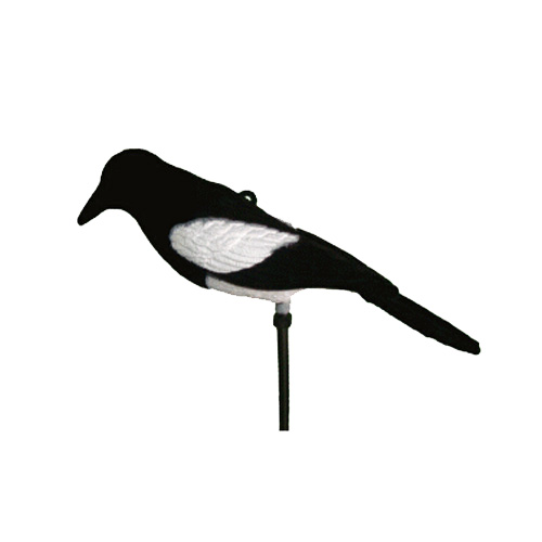 Hunting Decoy Flocked Magpie Decoy RD33