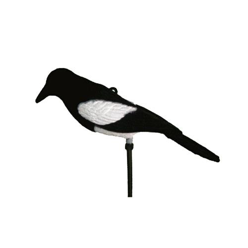 Hunting Decoy Flocked Magpie Decoy RD33