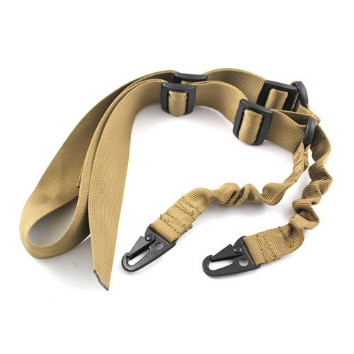 RS006 2 point gun Sling Tan