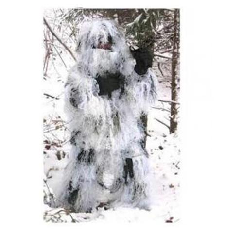 Snow Ghillie Suit GS04