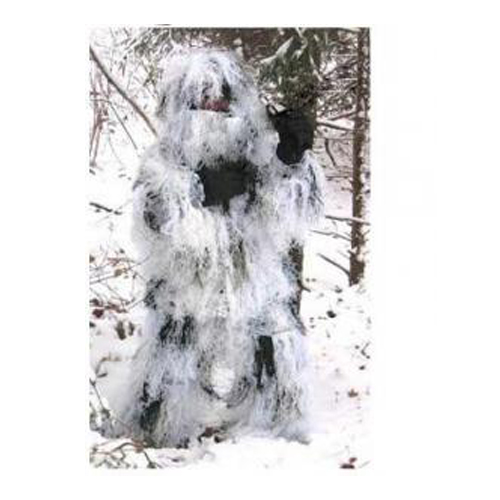 Snow Ghillie Suit GS04