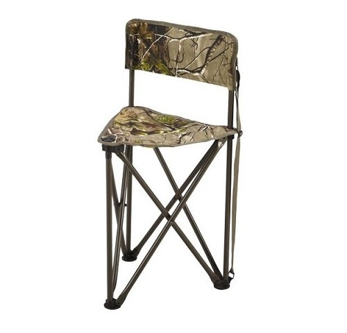 Tripod Camo Hunting Chair