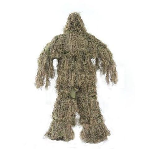 desert ghillie suit