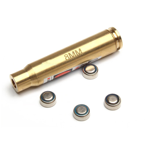 8MM Caliber Cartridge Red Laser Boresighter BN6153