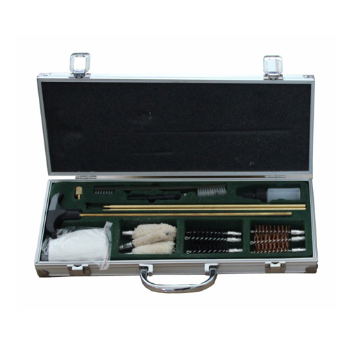 Aluminum Case Universal Gun Cleaning Kit