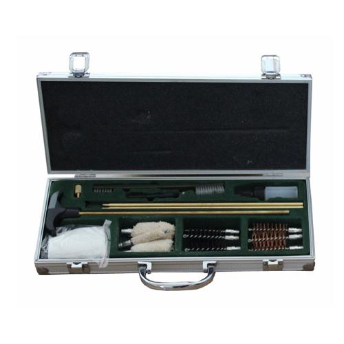 Aluminum Case Universal Gun Cleaning Kit