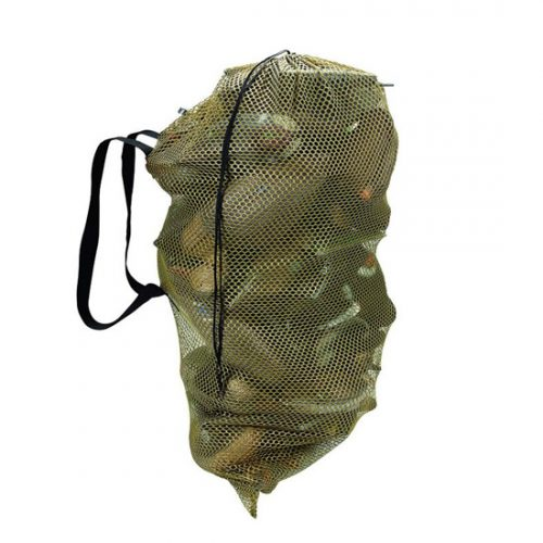 Green Mesh Hunting Duck Decoy Bag 052109