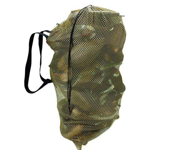 Green Mesh Hunting Duck Decoy Bag 052109