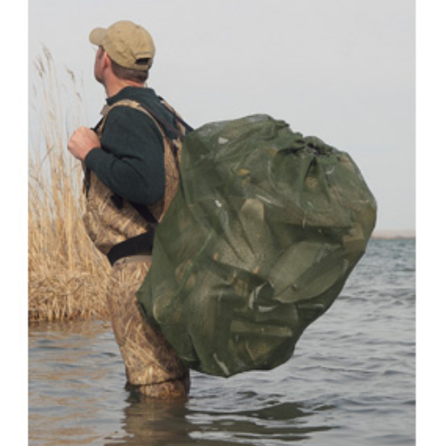 Green Mesh Hunting Duck Decoy Bag