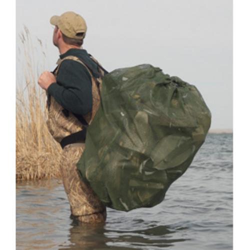 Green Mesh Hunting Duck Decoy Bag