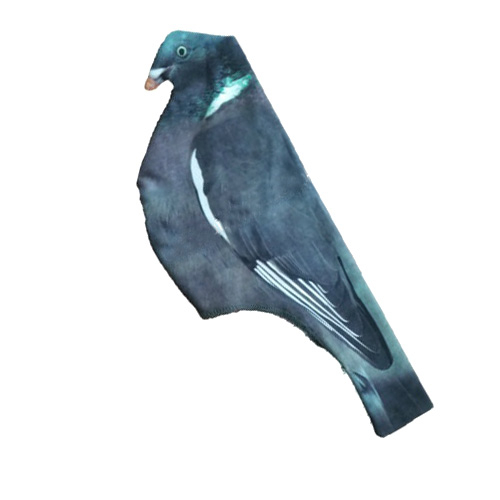 New Realistic Pigeon Decoy Cover Decoy Sock
