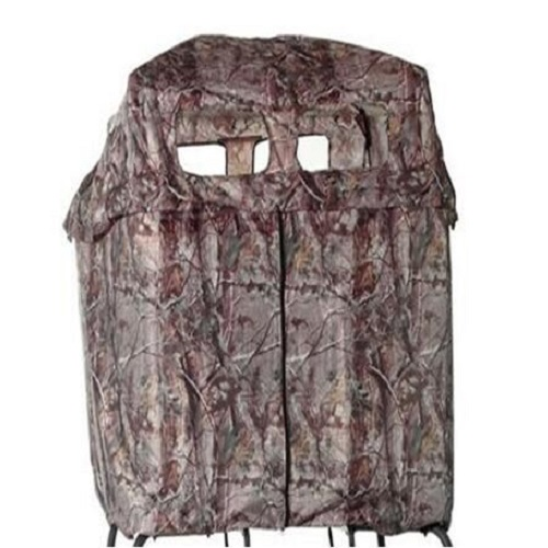 2 Man Quad Accessory Kit Tree Stand Camo Cover