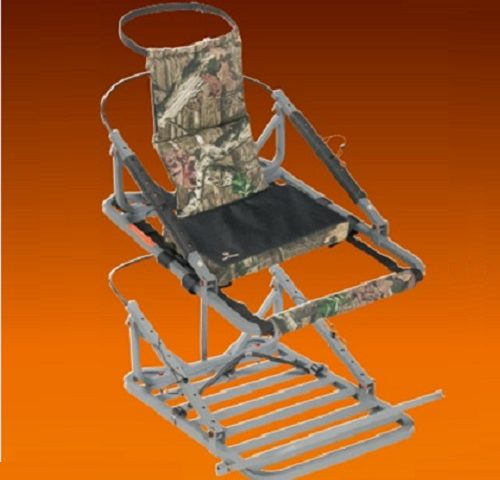 Huge Aluminum Climber Tree Stand