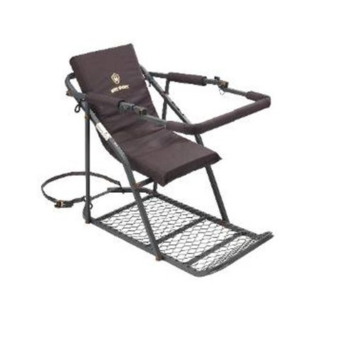 Sling seat hang on Tree Stand