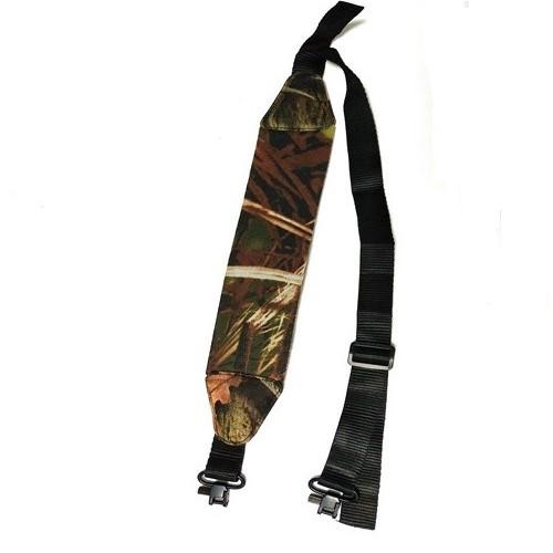 Camo Padded Adjustable Custom Neoprene Gun Sling