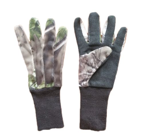 Camouflage Hunting Gloves