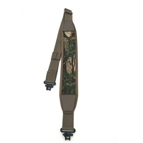 Camouflage Sling for Hunting Rifle Gun