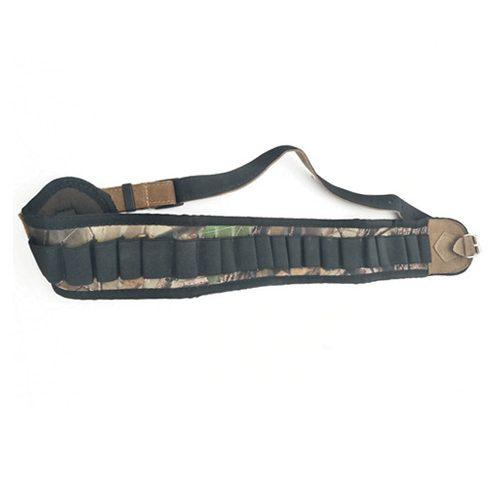 Camouflage neoprene Shotshell Holder Cartridge Belt