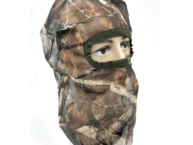 Hot Sale Outdoor Hunting Headcover Camo Facemask