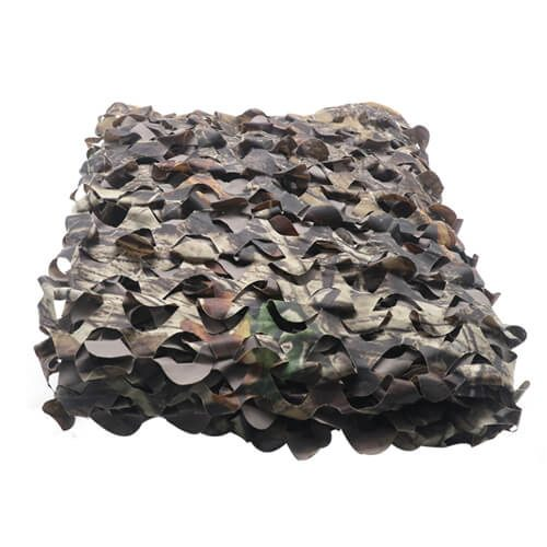 Hunting Activities Camo Netting 043107