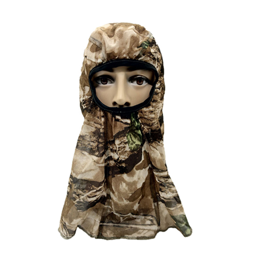 Hunting Net Headnet Camo Face Mask