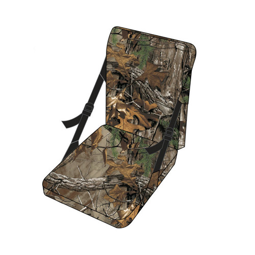 Outdoor Self Support Thermal Seat Camo Square Hunting Seat Infusion Cushion
