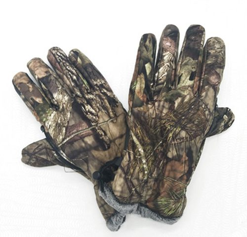 Recreational Camo Hunting Gloves