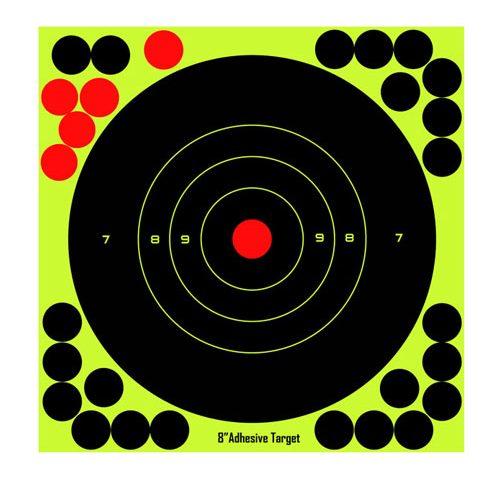 Self Adhesive Paper Reactive Splatter Targets