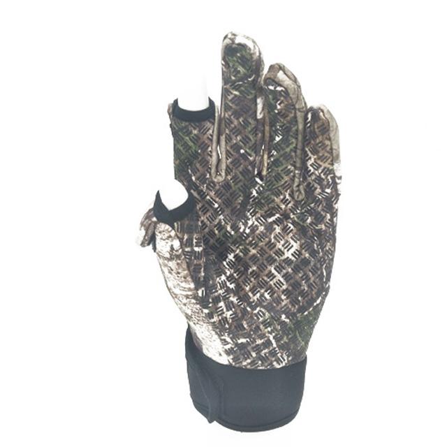Turn-Over Three Fingerless Gloves