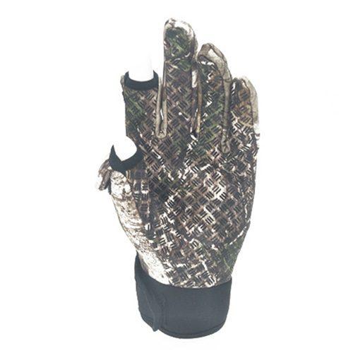 Turn-Over Two Fingerless Gloves