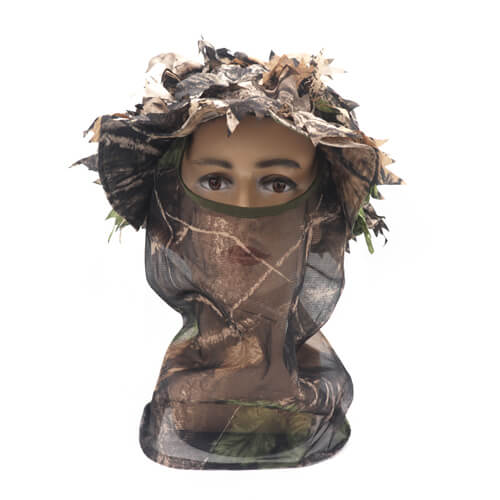 3D Boonie Hat Face Mask 074015