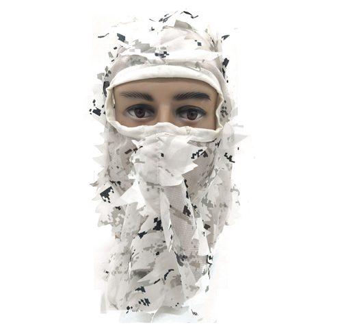 3D Snow Face Mask 074012