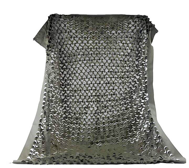 Camouflage Netting Military Invisible Camo Blinds