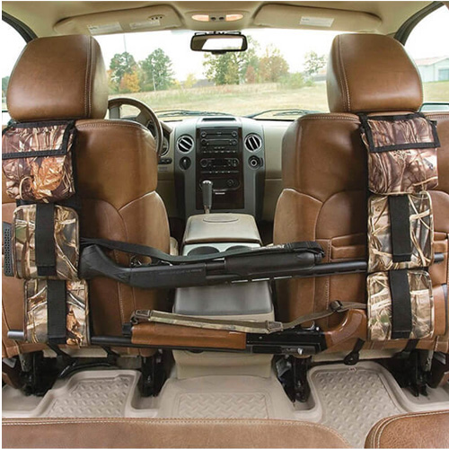 Car Seat Back Rifle Rack Case