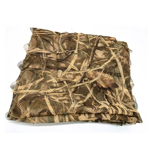 Durable 2 Layer design Camo Net