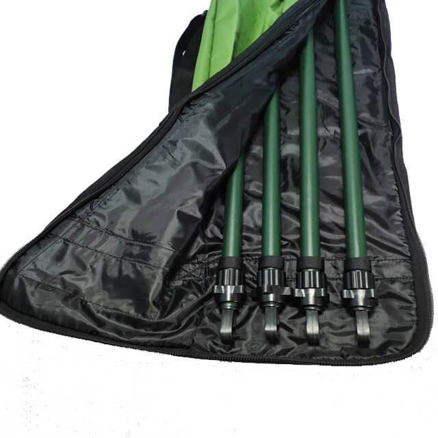 Hide Poles Set with Carrying Bag Twist Lock BS-25