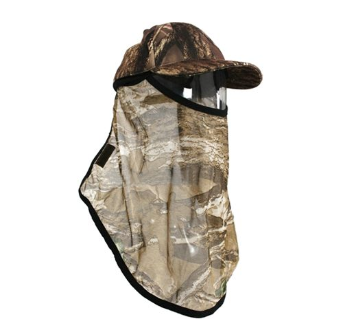 Hunting Camo Face Mask with Hat
