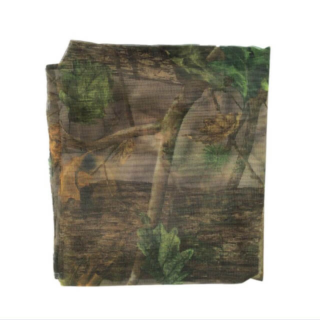 Hunting Camouflage Netting Mesh Invisible Net