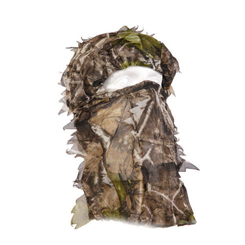 Hunting Full Head Net 3D Leafy Face mask
