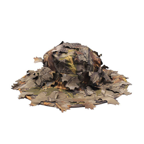 Jungle Sniper Hat 3D Leaf Camo Cap