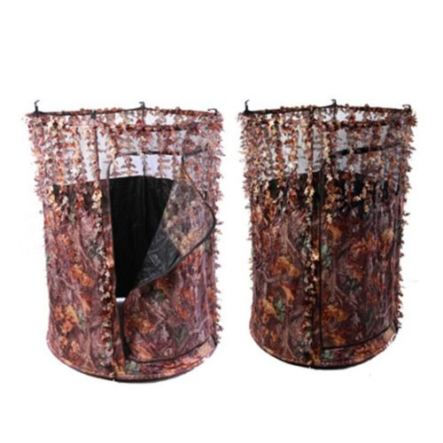 Large View Opening Bird hunting blinds