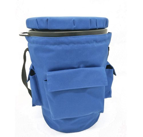 Plastic Fabric Hunting Fishing Bucket Seat