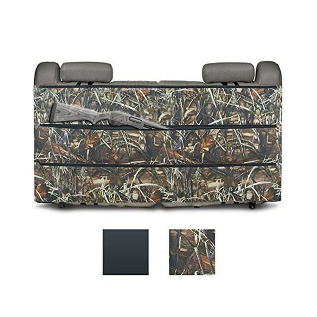 Seat Back Gun Rack sling pair storage organizer for 3 guns