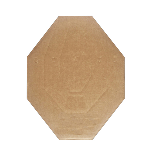 Cardboard Target Silhouette Target Paper