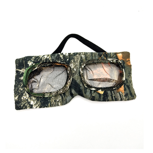 Hunting Mesh Camo Eye Mask