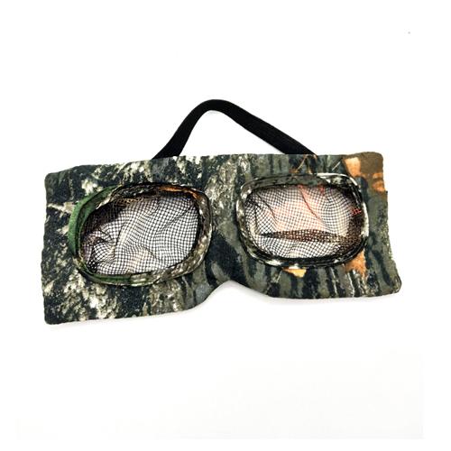 Hunting Mesh Camo Eye Mask